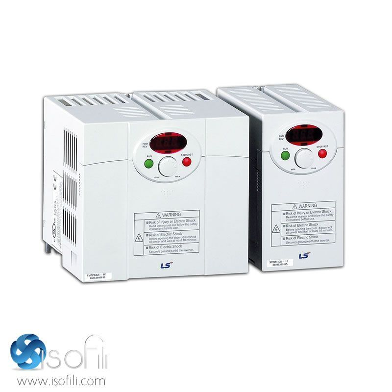 Inverter IC5 Kw0.75 1X230V 5A EMC