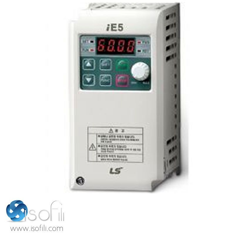 Inverter iE5 Kw0.40 1x230V monofase